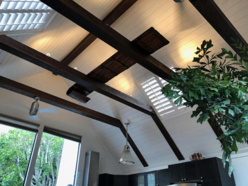 Shiplap Ceiling (Lily Pad)